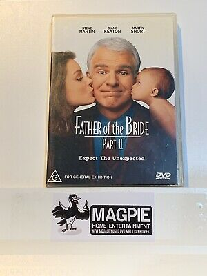 Father Of The Bride : Part 2 (DVD, 1999)