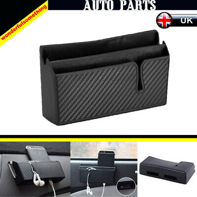 Cars Universal Accessories Phone Organizer Bag Charging Hole Easy to Charge NEW