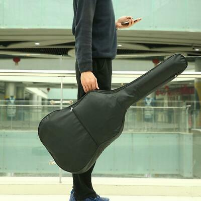 """420D 41"""" Acoustic Guitar Double Straps Padded Guitar Soft Case Gig Bag IR"""