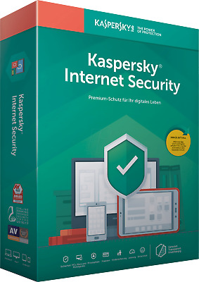 Kaspersky Internet Security 2019 1PC /Gerät / 1Jahr / Vollversion Lizenz ESD KEY