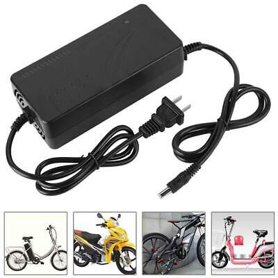 36/48V 2A Lithium Battery Power Charger DC Head For Electric Bicycle Bike HOT