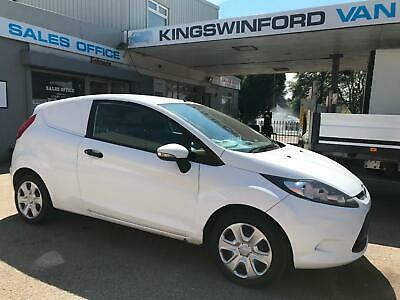 2011 (61) Ford Fiesta Van 1.4TDCi ( 70PS ) Stage V 2011MY