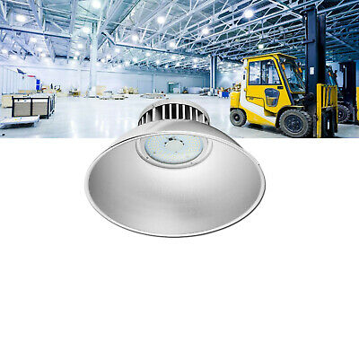 100W DEL High Bay Light Industriel Lampe Entrepôt Lighting blanc froid IP54
