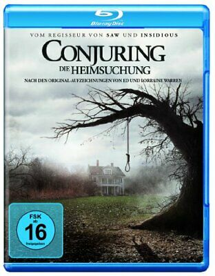 BD * Conjuring - Die Heimsuchung [Blu-ray] Warner Home Video - DVD James Wan