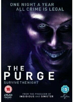 Purge [Import anglais] IMPORTS James DeMonaco Universal Pictures MSE1204938 DVD