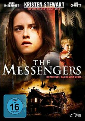 The Messengers [Import anglais] Falcom Media (Alive) Oxide Pang Danny Pang DVD