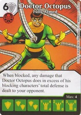 WizKids Avengers vs. X-Men Dice Doctor Octopus - Fully Armed Zip NM