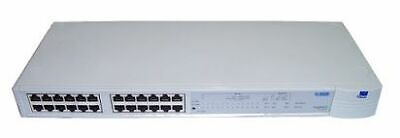 3Com 3C16405 Superstack Ii Ps Hub 40 12-Port 1640-510-000-6