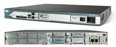 Cisco 2811 V09 2800 series integrated services router cisco
