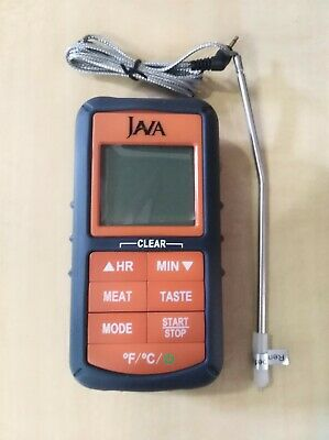Java Tools JT - 06S Digital Food Meat Thermometer for BBQ Grill,Food Temperature