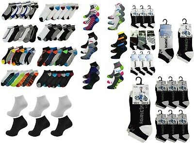 Wholesale Joblot Of Mens, Ladies, Kids Sport Trainers Socks