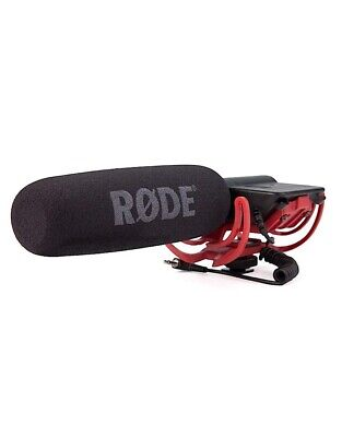 Rode VideoMic Microphone with Rycote Lyre Mount