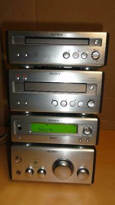 Sony SP55 Micro Hi-Fi COMPONENT STEREO SYSTEM-Super Sound-from HiFiSecondhand