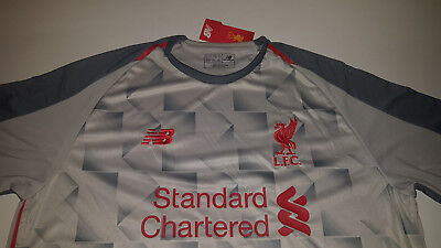 Liverpool 3rd Kit Football Shirt 2018/19 Size: XL/2XL NEW WITH TAGS