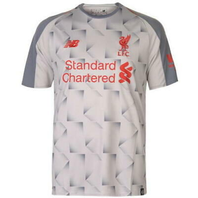 Liverpool 3rd Kit Football Shirt 2018/19 Size: XL NEW WITH TAGS