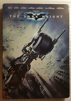 Batman The Dark Knight Steelbook