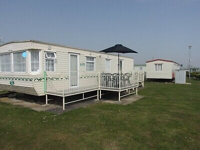 6 berth static caravan rent / hire millfields ingoldmells skegness