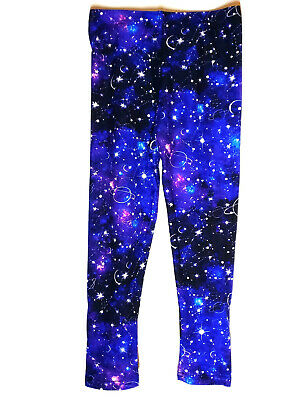 Star Constellation Amazing Buttery Soft Leggings Kid's S-M-L