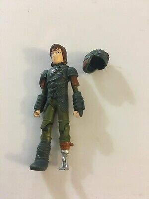 """#p9~ How to Train Your Dragon Hiccup Action Figure 2.5/"""" loose"""