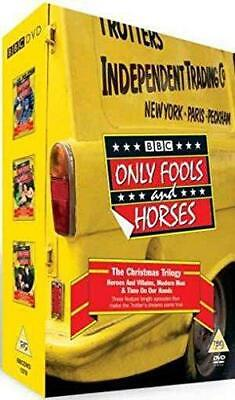 Only Fools and Horses - The Christmas Trilogy [DVD] [1981], Good DVD, Buster Mer