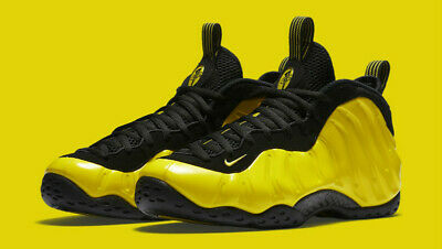 watch 4f57e df2c3 Air Foamposite One Wu-Tang Men s Size 11 Optic Yellow Black Brand New 314996