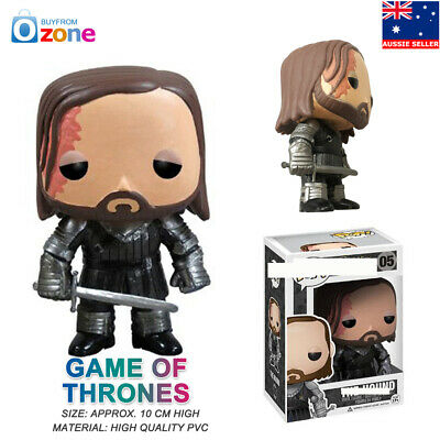 Funko POP Game of Thrones The Hound #05 PVC Figure Toy Gift