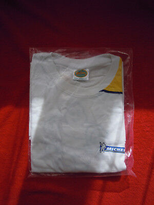 Rare / T- Shirt : Michelin / Taille Size Xl - 100% Coton Qualite Quality Cotton