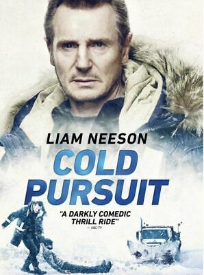 Cold Pursuit(2019) BLU-RAY + Artwork case only / No dvd, digital, slip cover
