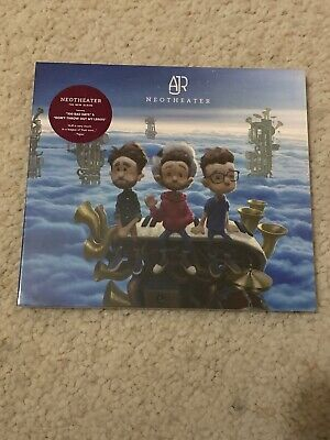 AJR - NEOTHEATER - Brand New - Factory Sealed CD