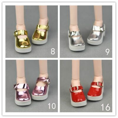 6cm Fashion Doll Shoes For 45-50cm XINYI Doll High-heel Shoes For 1/4 BJD Doll