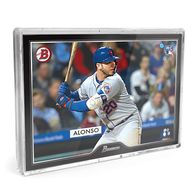 2019 Topps On Demand Set #7 Inspired By '55 Bowman Peter Alonso Mets RC Pete
