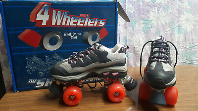 Wheelers by Skechers Roller Skates Ladies USA 8 EUR 38