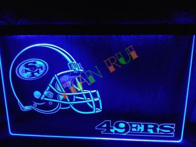 7 COLORS Atari Game LED Neon Light Sign Display Fan Room Shop Store Home Decor