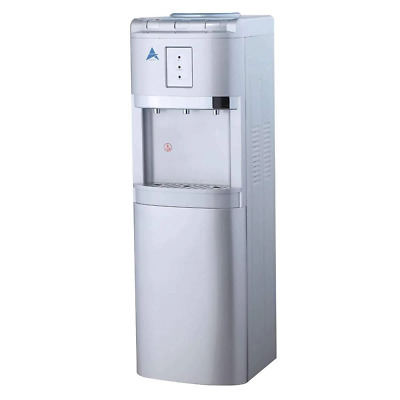 Aimex Water Cooler Dispenser Filter Purifier Free stand hot cold Ambient Silver