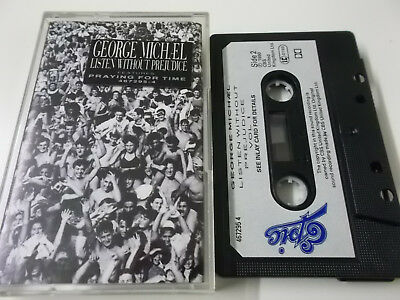 40311 - George Michael - Listen Without Prejudice Vol. 1 - Musikkassette (Tape)