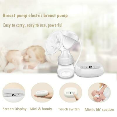 Automatic Electric Comfort Breast Pumping Breastpump Feeding Suction Bottle AU