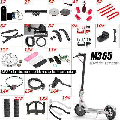Accessories for Xiaomi Mijia M365 Electric Scooter Various Repair Spare Parts