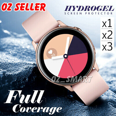 SAMSUNG GALAXY WATCH ACTIVE 2 HYDROGEL AQUA FLEXIBLE Crystal Screen Protector