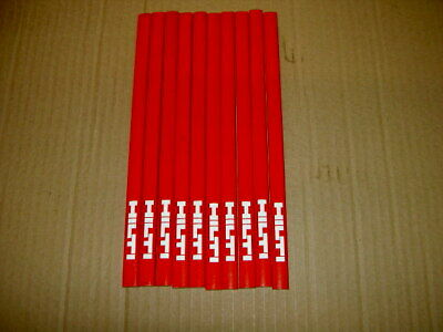 10 x hilti SI130851 pencils brand new top quality free postage pack of 10 penci