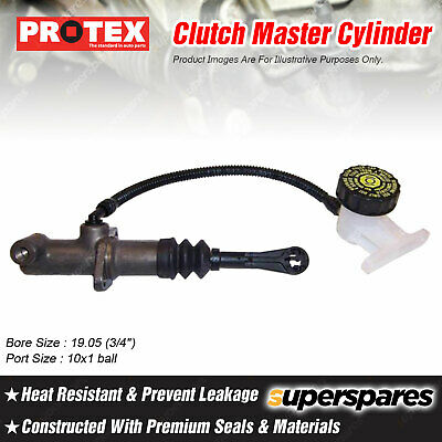 1x Protex Clutch Master Cylinder For Holden Colorado RC TFS27 LCA Calais VZ LY7