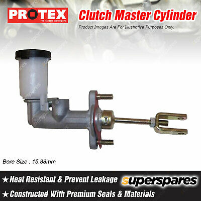 Protex Clutch Master Cylinder For Holden Rodeo LX TF TFR25 LS LT TF TFS25 TFR25