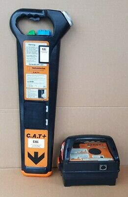 Radiodetection C.A.T 2+ Cable Locator & Genny+ Depth Kit Certificated