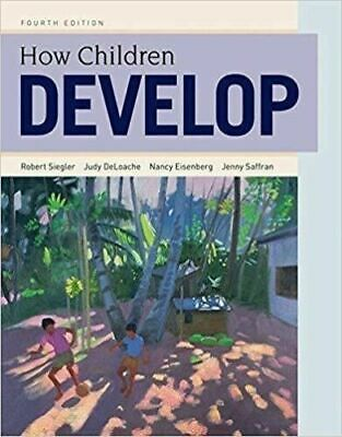 [P.D.F] How Children Develop Fourth Edition by Robert S. Siegler - Email Deliver