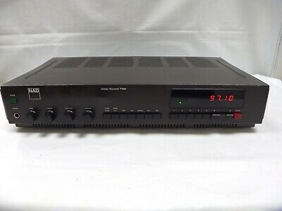 VINTAGE NAD 7120 Stereo Receiver Tuner Amplifier PHONO Japan Made Bluetooth