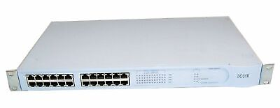 3Com 3C16985B SuperStack 3 Switch 3300XM 24 Port