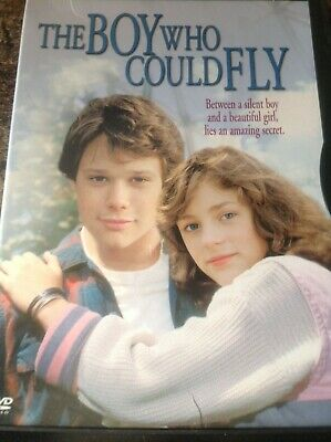 The Boy Who Could Fly Jay Underwood, Lucy Deakins REGION 1 USA IMPORT
