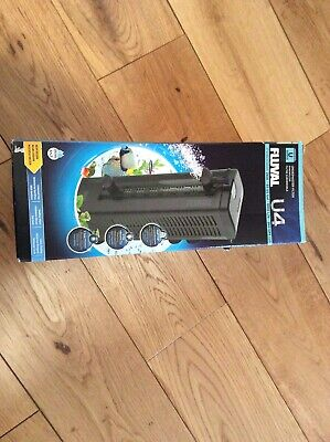 Fluval New U4 Internal Filter Submersible Adjustable Aquarium Fish Tank