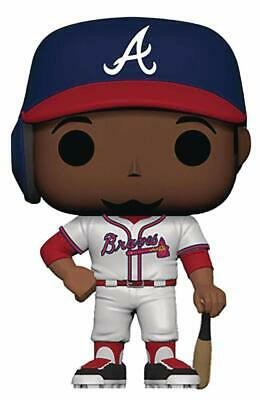 Funko Pop MLB Atlanta Braves Ronald Acuna Jr. Figure w/ Protector IN STOCK
