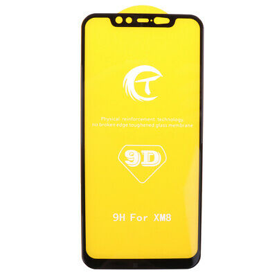 Tempered Glass Screen Protector for Xiaomi Mi 8 Full Screen Coverage