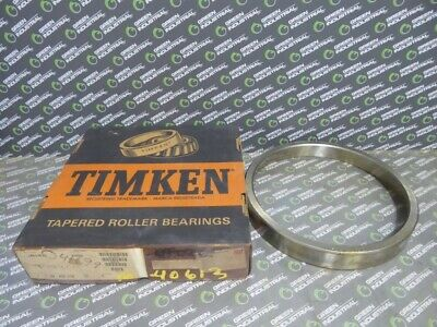 NEW Timken LM654610 Tapered Roller Bearing Cone